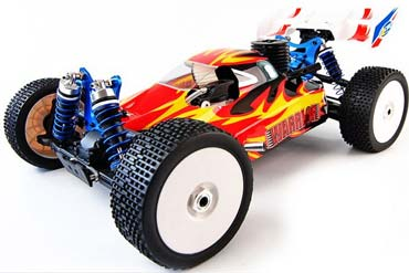 Nitro Radio Controlled Buggy